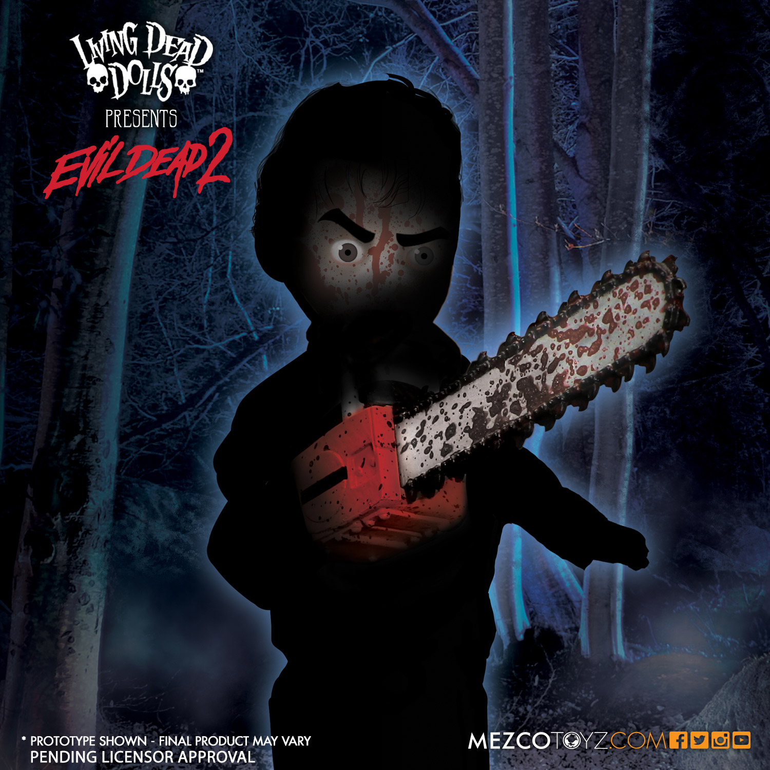 Living Dead Dolls: Evil Dead 2 Sneak Peek