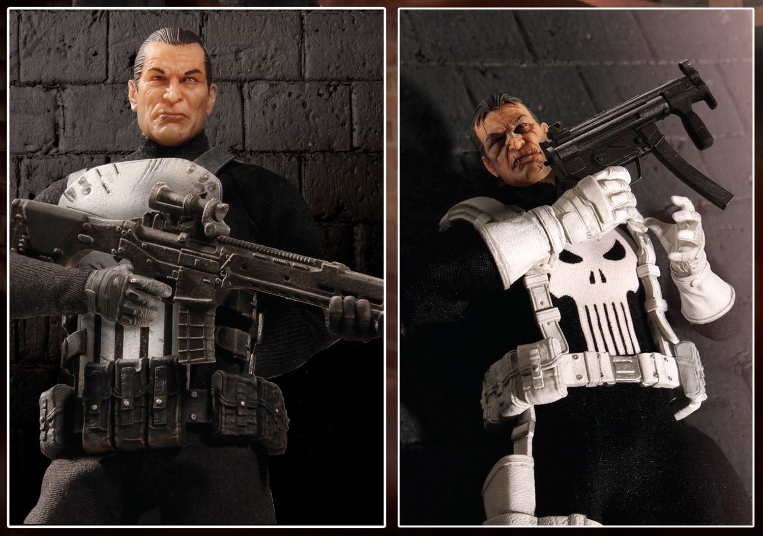 One:12 Collective Punisher Prototype