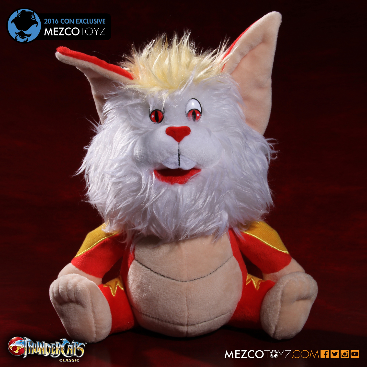 ThunderCats Snarf Plush Convention Exclusive
