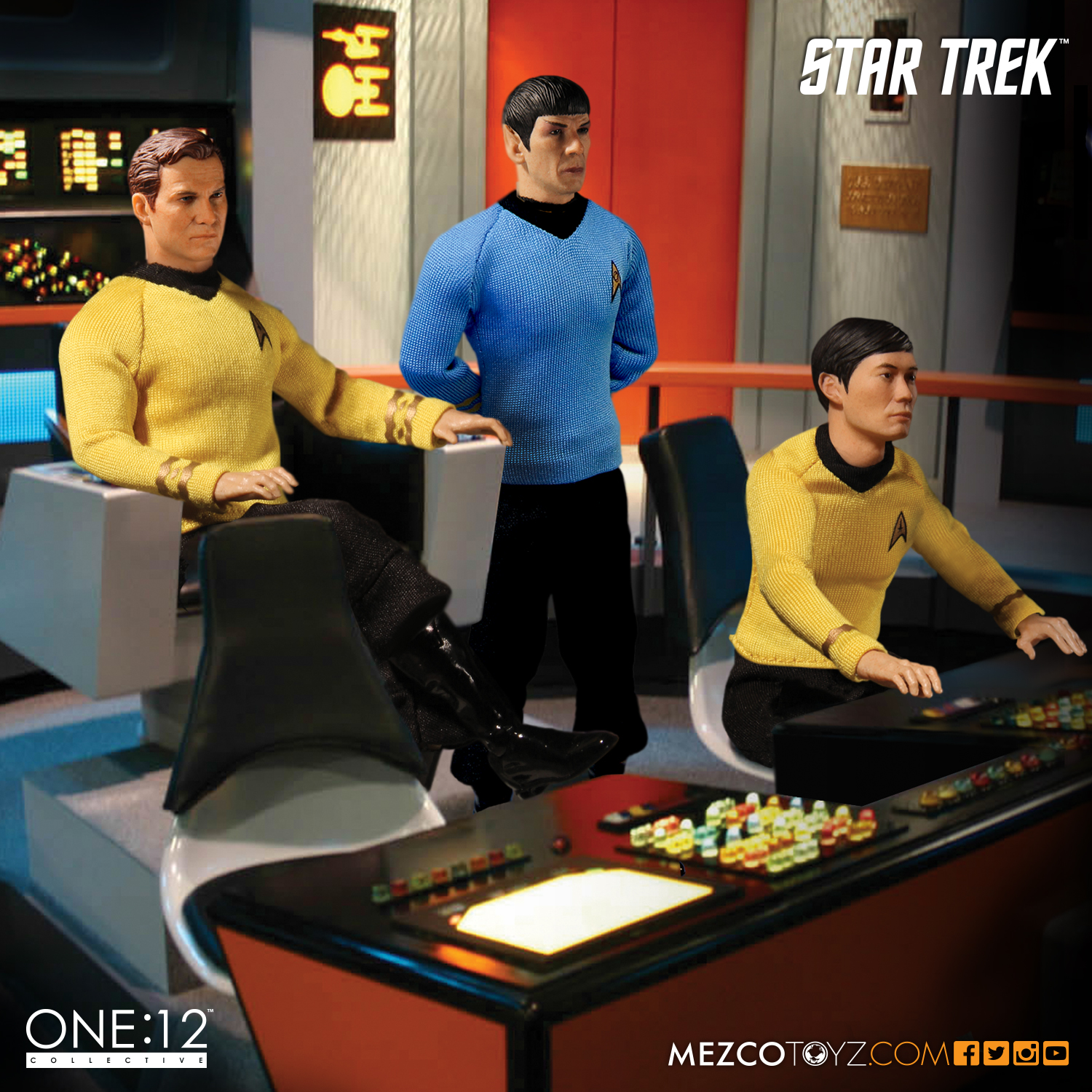 One:12 Collective Star Trek by Marc Witz