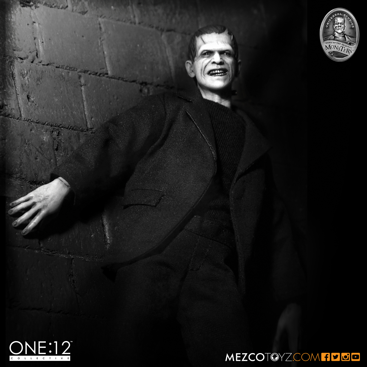 One:12 Collective Frankenstein by Marc Witz