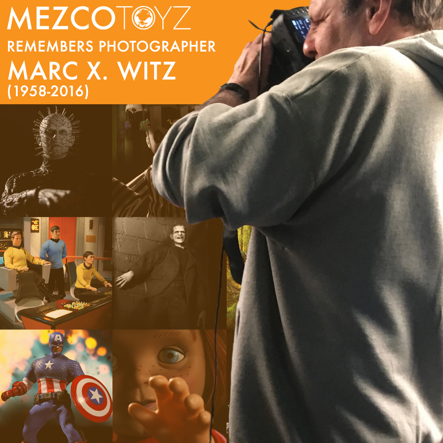 Remembering Marc Witz
