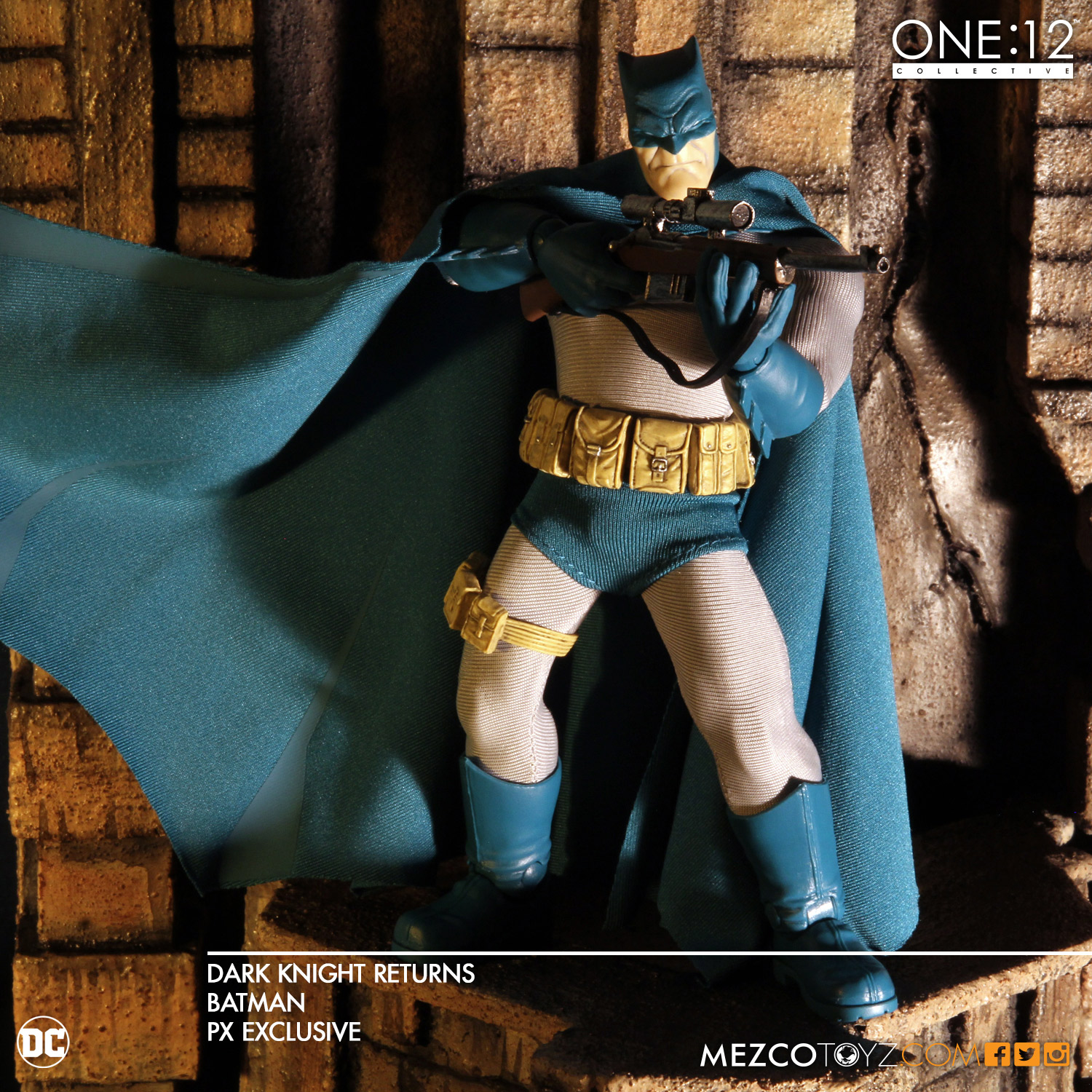 One:12 Collective Dark Knight Returns Batman